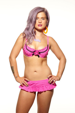 Kelly Osbourne, Cosmopolitan Body