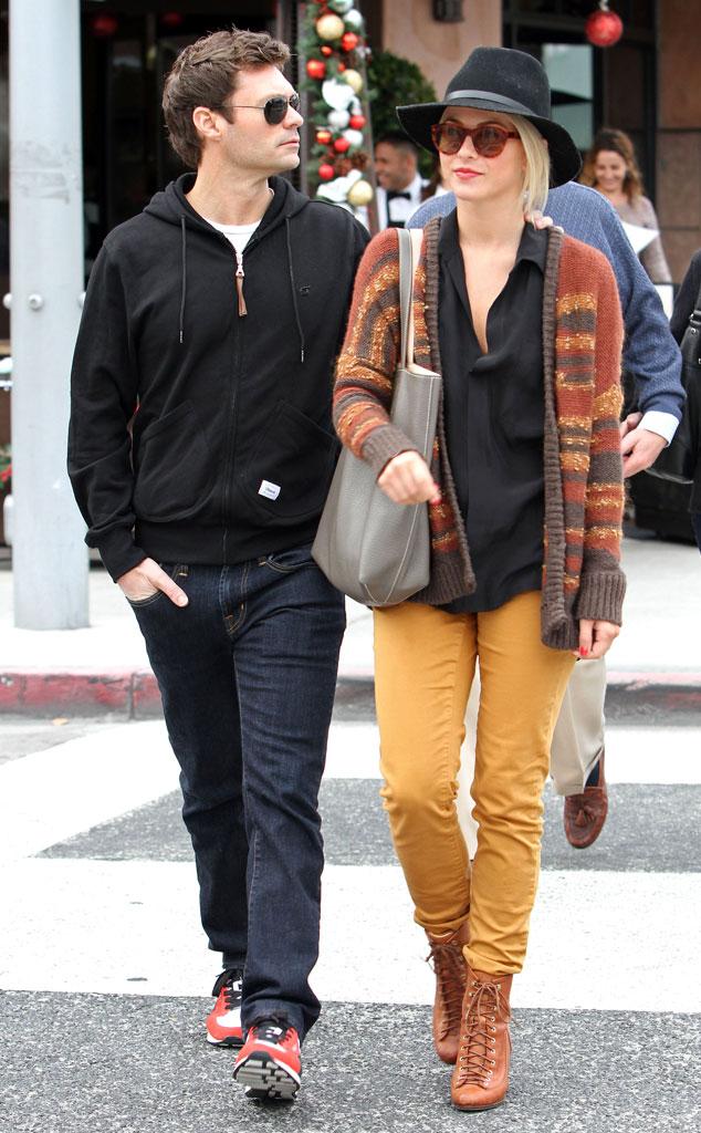 Ryan Seacrest, Julianne Hough