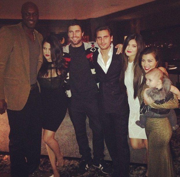O Natal da família Kardashian
