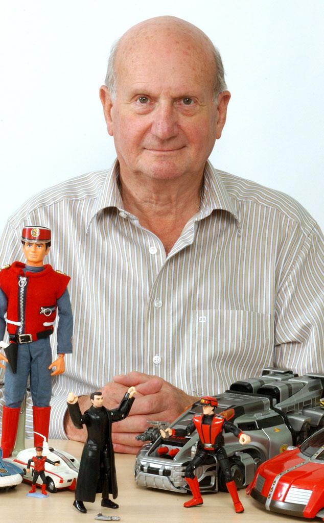 Thunderbirds Creator Gerry Anderson Dead at 83 - E! Online