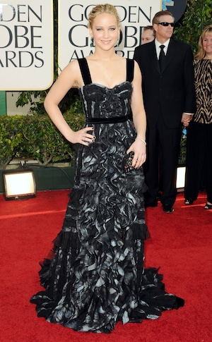 Jennifer Lawrence, Golden Globes Dress Predictions