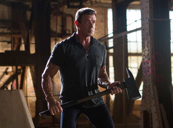 Sylvester Stallone, Bullet to the Head