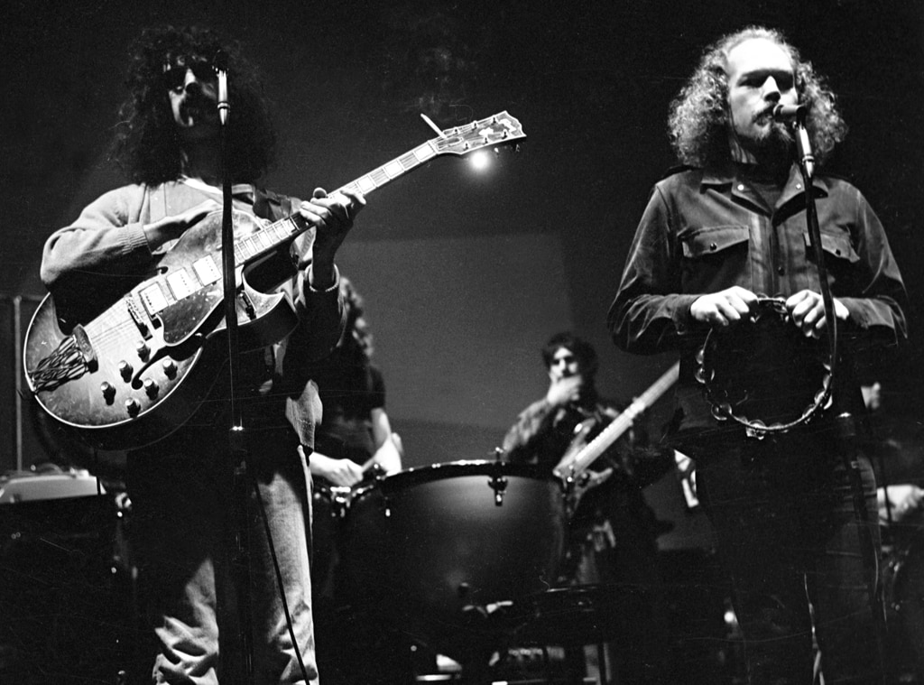 Frank Zappa, Roy Estrada, Ray Collins, Mothers of Invention