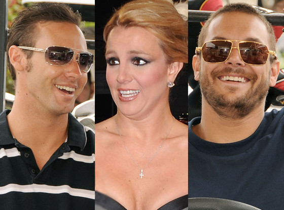 Kevin Federline, Britney Spears, Chris Federline