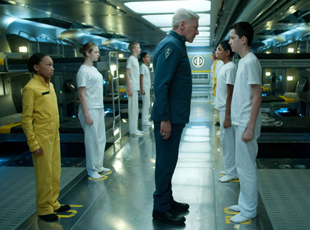 Harrison Ford, Enders Game