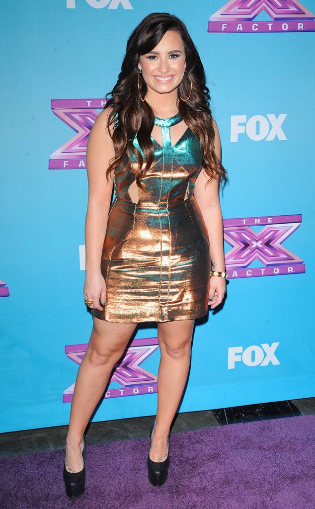 Top Notch From Demi Lovato S Best Looks E News