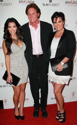 Kim Kardashian, Bruce Jenner, Kris Jenner