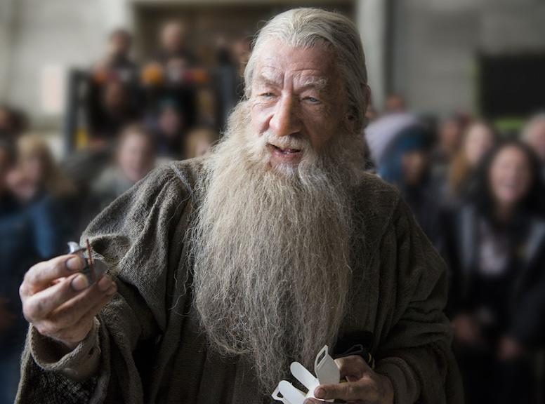 The Hobbit Legos, Gandalf