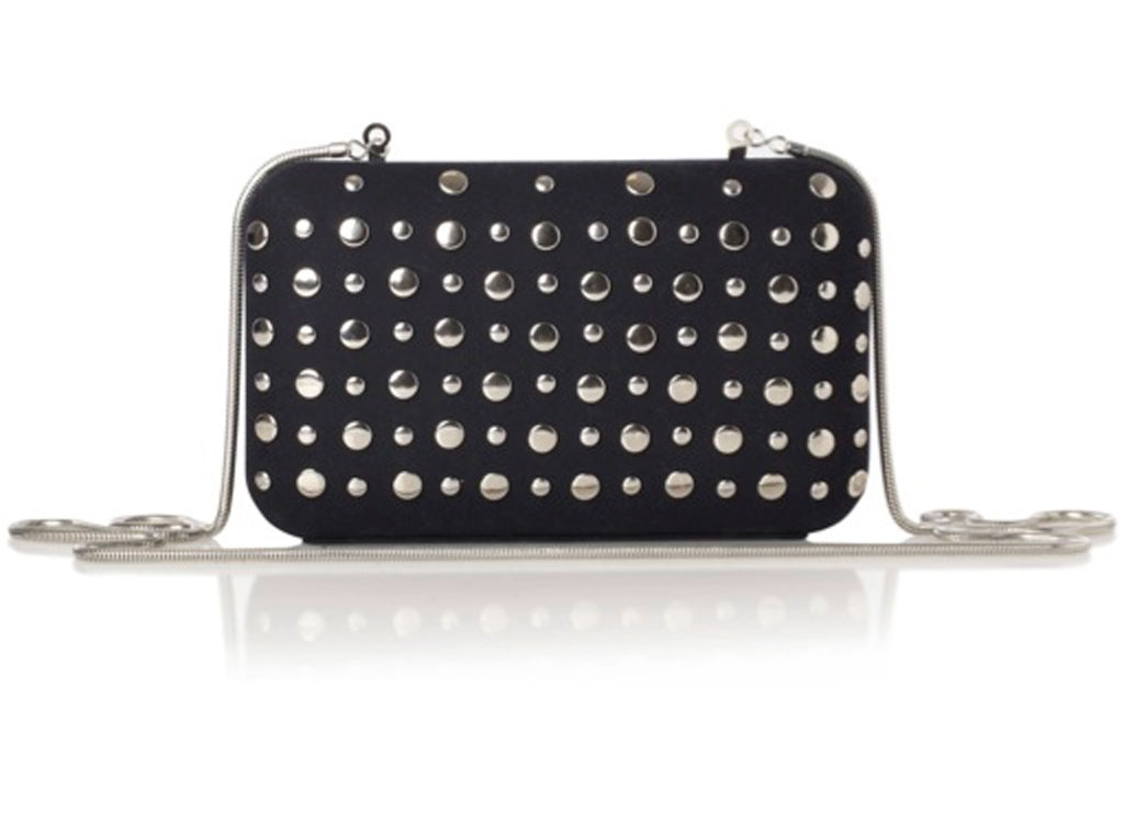 French Connection Studded Purse