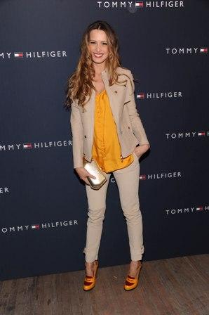 Tommy Hilfiger fashionshow