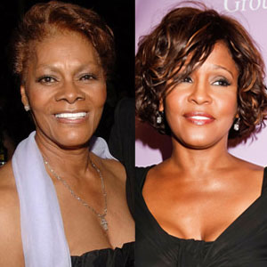 Dionne Warwick, Whitney Houston