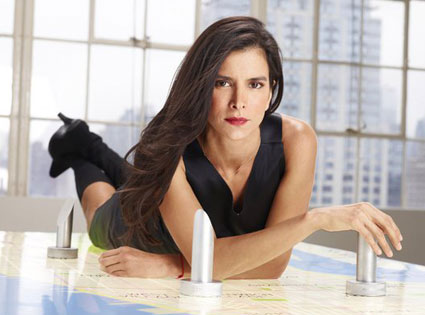 Patricia Velasquez, Celebrity Apprentice