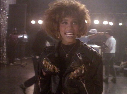 Whitney Houston, GREATEST LOVE OF ALL