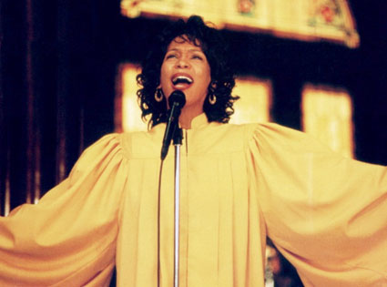 Whitney Houston, Preacher's Wife