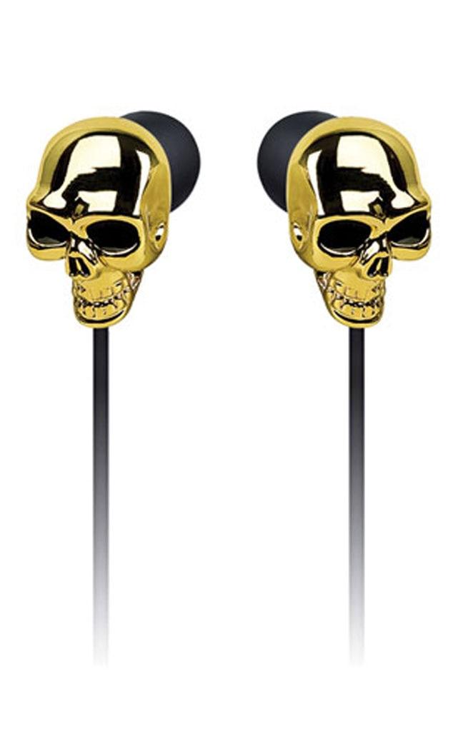 Skull Earbud Headphones