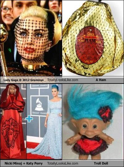 Grammy Looks Like Soup