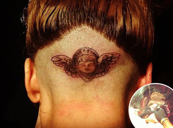 Lady Gaga, Tattoo