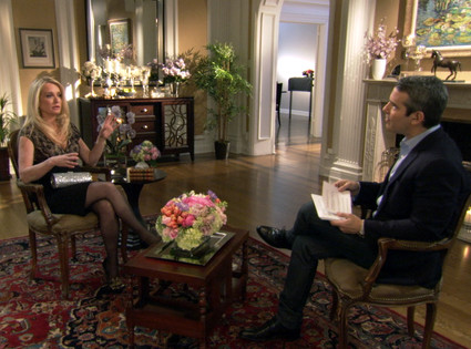 Kim Richards, Andy Cohen, Real Housewives of Beverly Hills Reunion