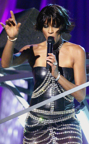 Whitney Houston, Grammy Awards 2000
