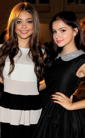 Are sarah hyland and ariel winter hot consider