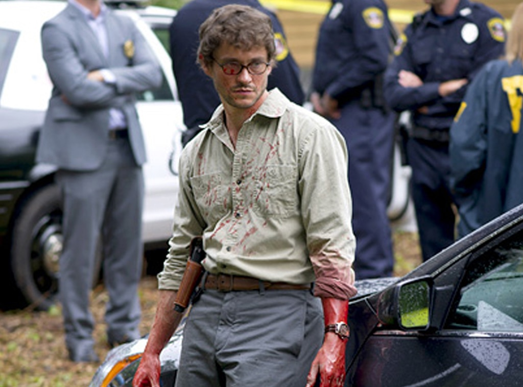 Hannibal  -  A 2013 episode of  Hannibal  was shelved following the bombing of the Boston Marathon and school shooting in Sandy Hook. The episode featured Molly Shannon as a character who brainwashed kids to kill other children.