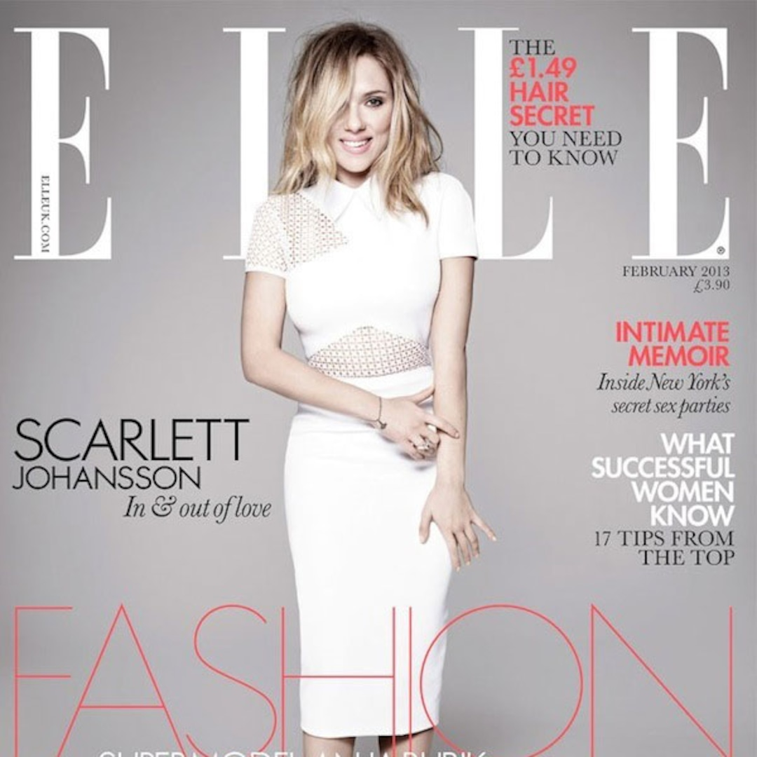 Scarlett Johansson: Marriage, Kids Are Not Important to Me ...