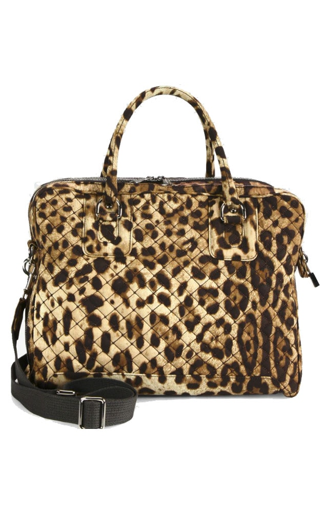 Dolce & Gabbana Leopard Print Diaper Bag