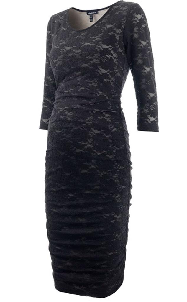 Kim Kardashian Maternity Must Haves, Lace Dress
