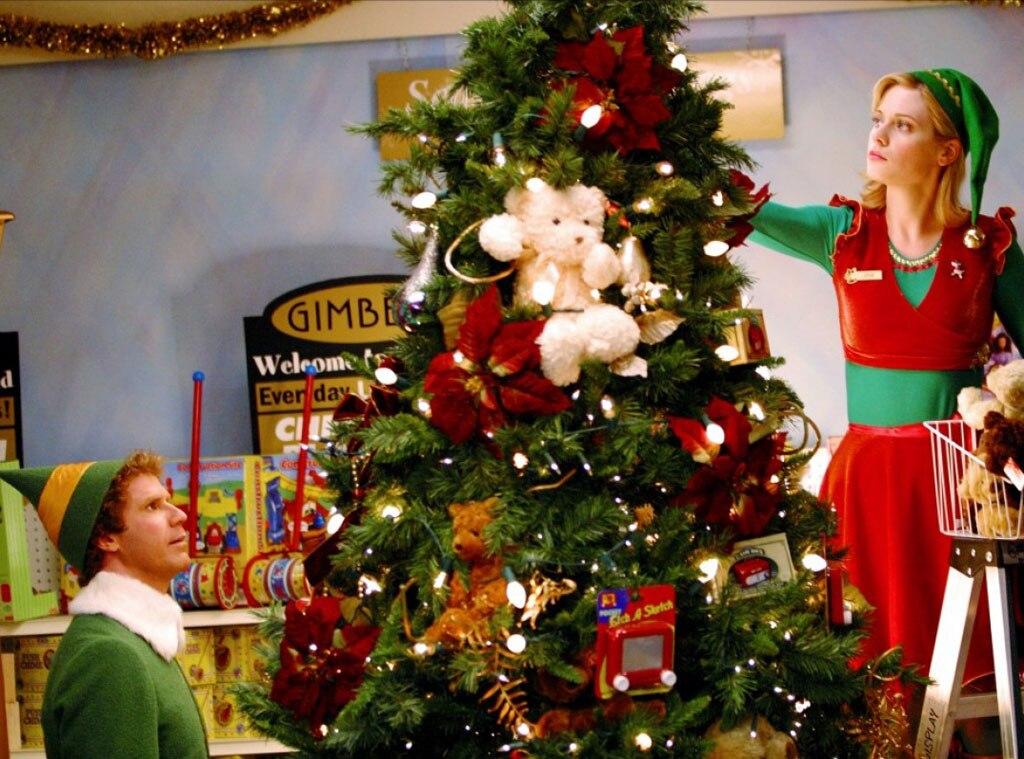 Will Ferrell, Zooey Deschanel, Elf