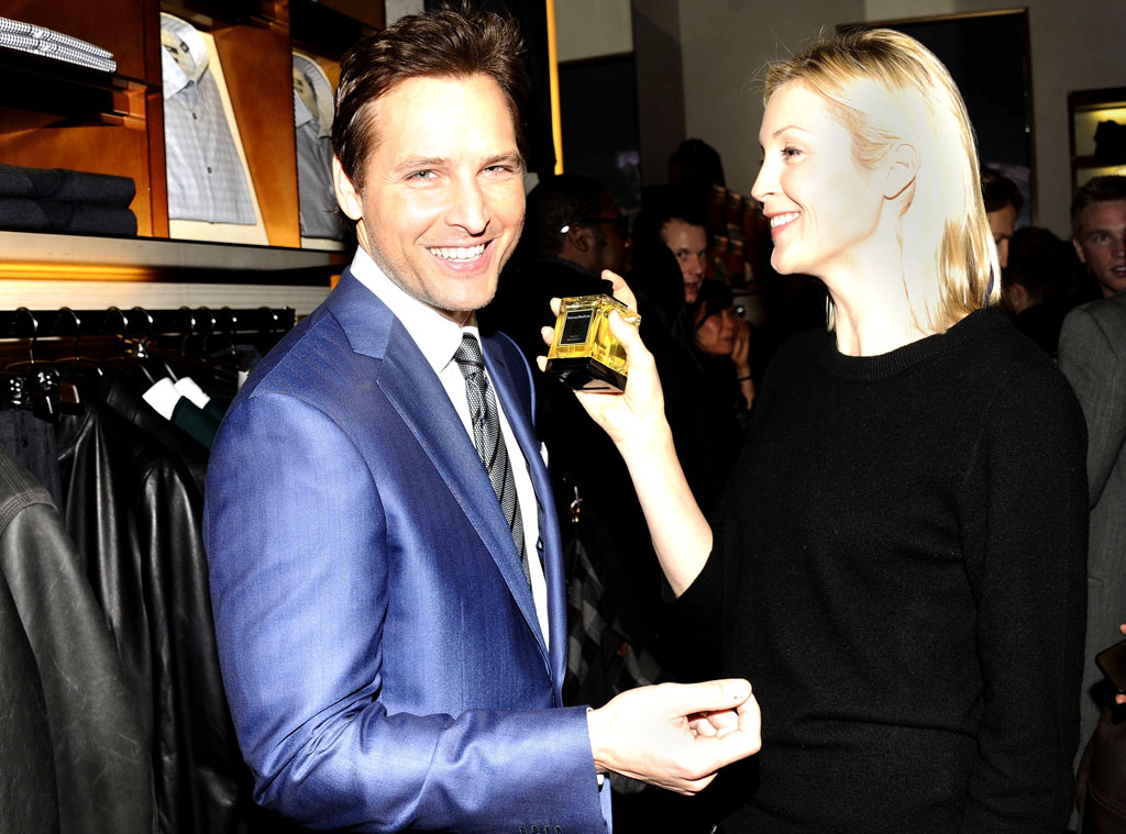 Peter Facinelli, Kelly Rutherford