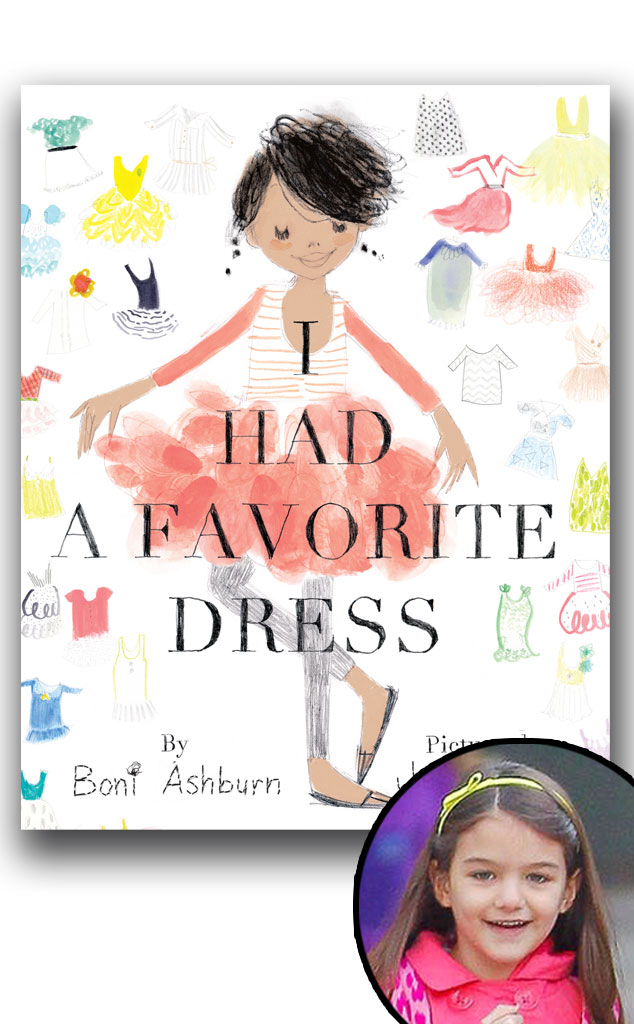 I Had a Favorite Dress Book, Suri Cruise