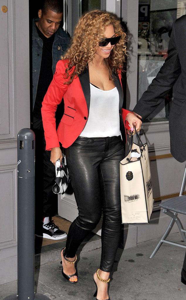 Beyonce, Blazer