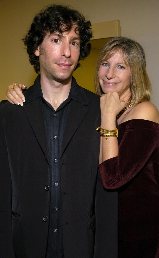 Jason Gould, Barbra Streisand