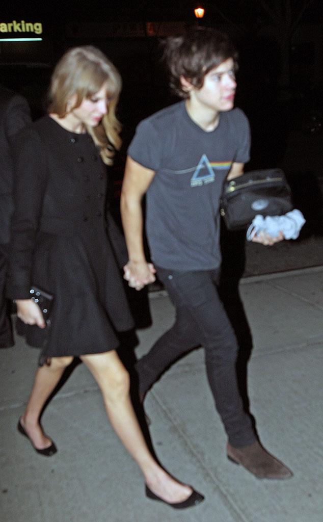 Taylor Swift and Harry Styles' Karaoke Date - E! Online