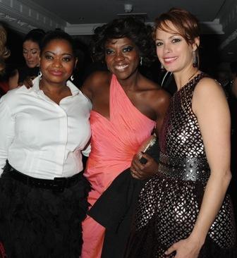Famosos na festa do BAFTA Awards