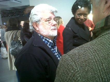 George Lucas, Twitter
