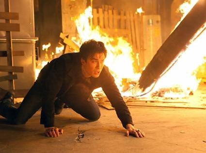 Ian Somerhalder, THE VAMPIRE DIARIES