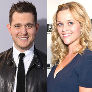 Reese Witherspoon, Michael Buble