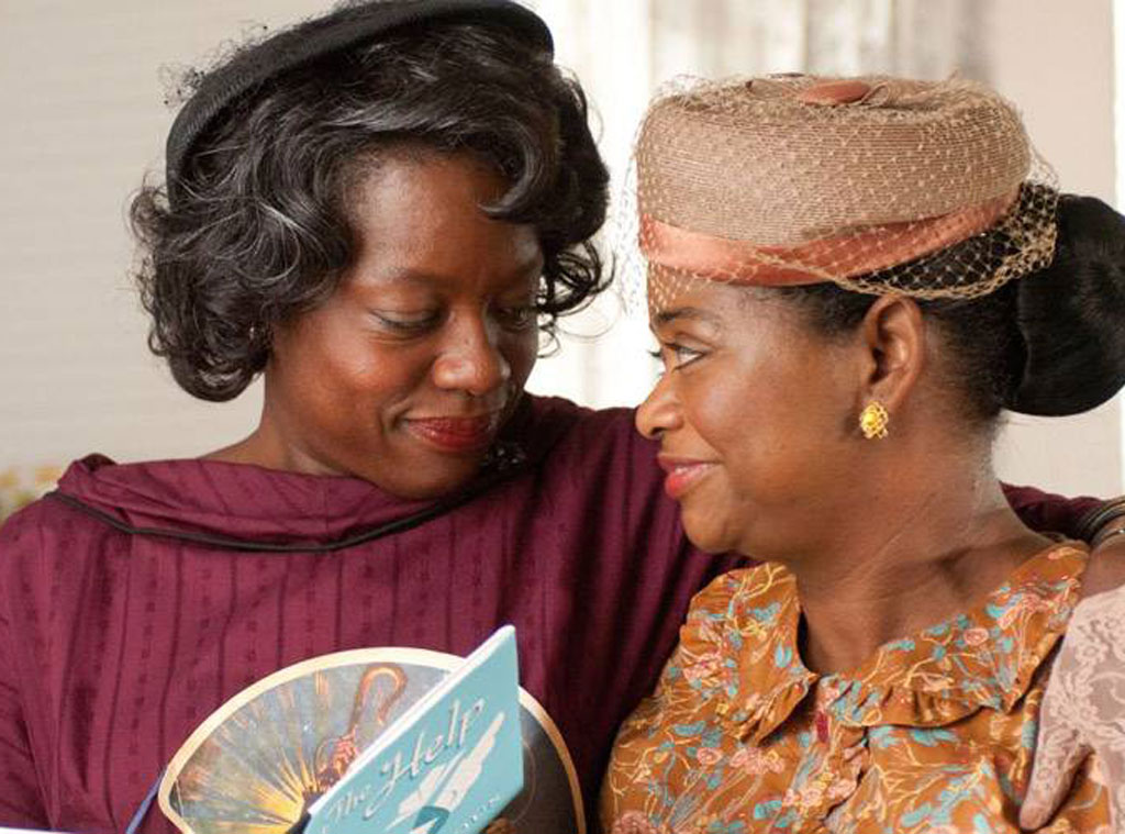 Octavia Spencer, Viola Davis, The Help