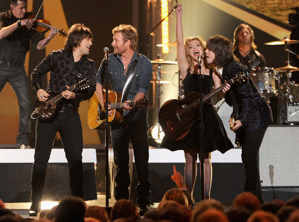 Dierks Bentley, The Band Perry