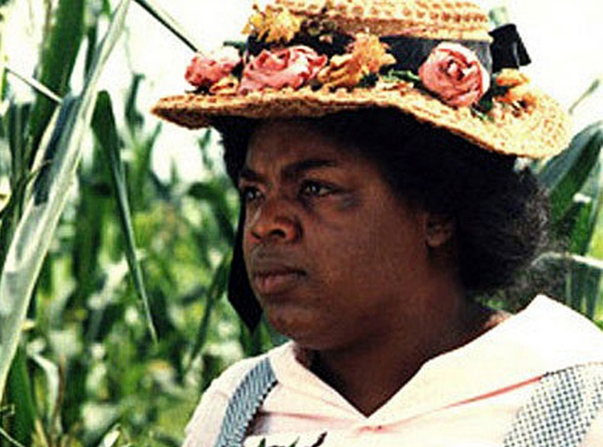 Oprah Winfrey, The Color Purple,
