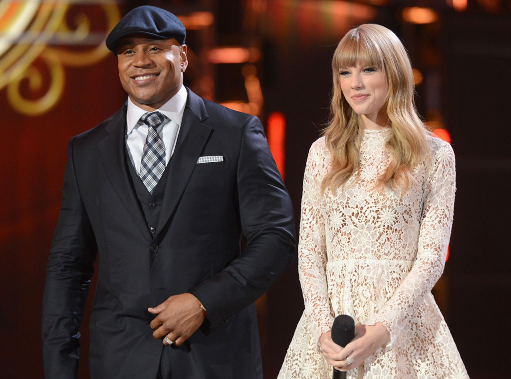LL Cool J, Taylor Swift