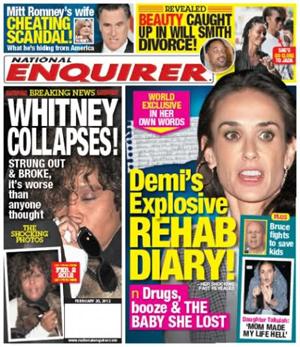 National Enquirer, 2/20/12