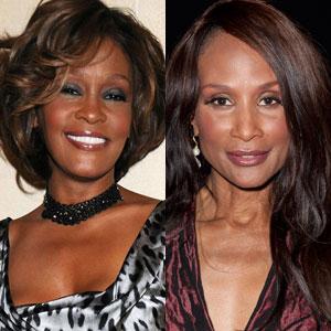 Whitney Houston, Beverly Johnson
