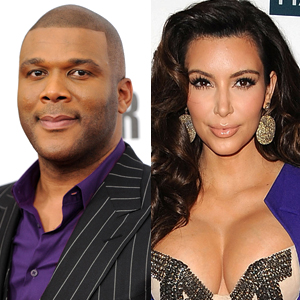 Tyler Perry, Kim Kardashian