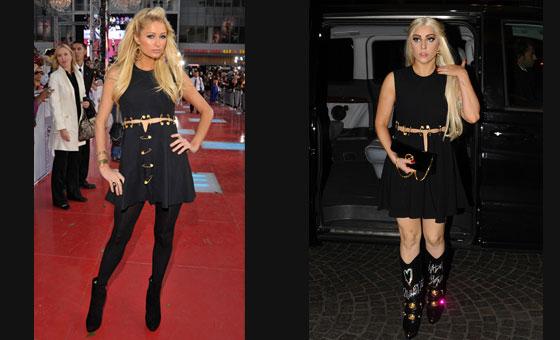 FP Games, Paris Hilton, Lady Gaga
