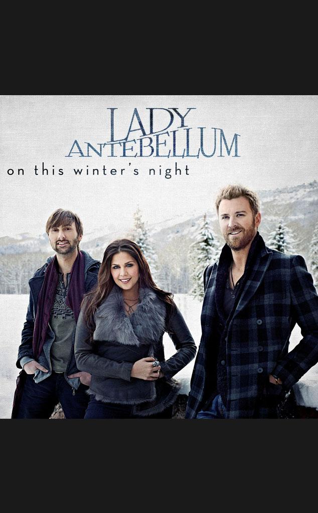 On This Winter's Night, Lady Antebellum
