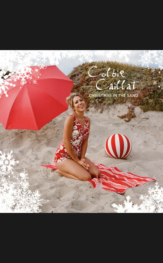 Christmas In The Sand, Colbie Caillat