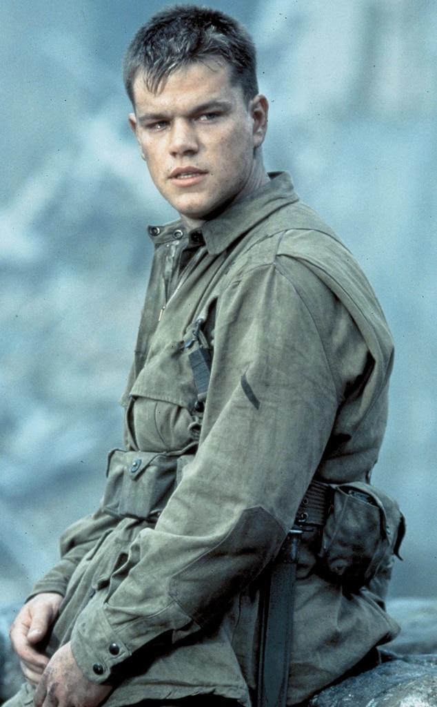 Matt Damon, Saving Private Ryan