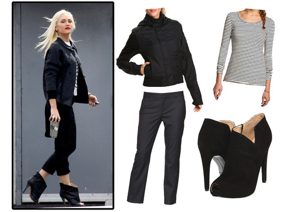 How to Look Hot Like Gwen Stefani